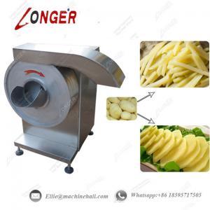 China Potato Cutting machine|Automatic Potato Cutting Machine|Commercial Potato Cutting Machine|Fruit and Vegetable Cutter wholesale