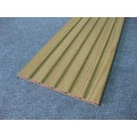 China UV-Protective PVC Plastic Door Extruion Profiles WPC Wall Plank Environmental wholesale