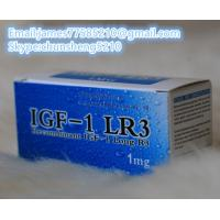 Buy cheap 98% Purity IGF 1 LR3 Peptide , Fat Loss / Muscle Building Peptides Cas 946870-92-4 from wholesalers