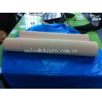 China Commercial Natural foam  Neoprene Rubber Sheet roll for mouse pad use wholesale