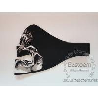 China Neoprene face mask for cycling riders with skull face design wholesale