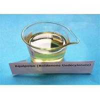 China CAS 10161-34-9 Equipoise Boldenone Undecylenate Injection Anabolic Androgen Steroids wholesale