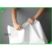 China Waterproof And Non Tear 1082D Tyvek Laser Printer Paper For Making Book Light on sale