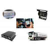 Buy cheap 8 Channel 1080P Mobile Car GPS Tracking System WIFI With H 264 Digital Video Recorder from wholesalers