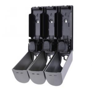China 350ml x 3 Triple Liquid Manual Soap Dispenser wholesale