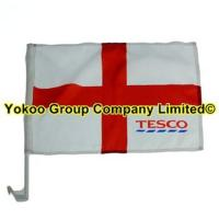 China Custom car flag YF-1007 on sale