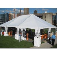China Aluminum Custom Event Tents Outdoor Wedding Canopy For 300 - 500 People wholesale