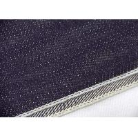 18.6oz Japanese Selvedge Denim Fabric For Jeans W92239A With Customized Color