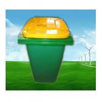 China 240liter plastic garbage bin/trash bin wholesale