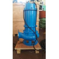 China submersible sewage pump use on dirty water WQ wholesale