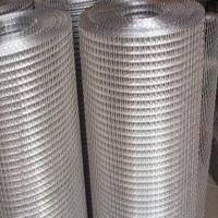 China SS 304 Stainless Steel Welded mesh wire grid:1/4 inch (6.4mm),diameter:1.0mm,1.2mm wholesale