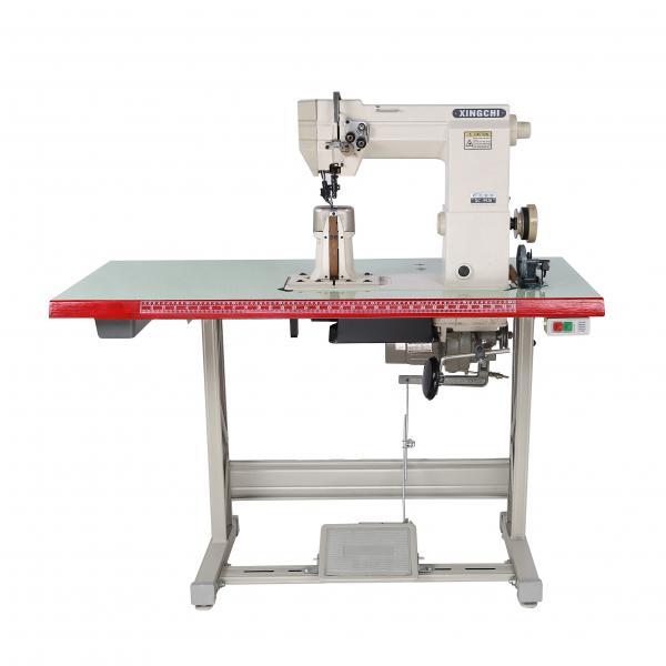 Quality 0.1 - 12.7mm Pattern Stitching Machine, Pneumatic Garment Stitching Machine for sale