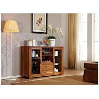 China Brown Console Table With Ample Storage Room , Entrance Hall Table wholesale