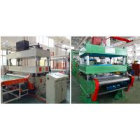 China Electric Tile Cutter / Carpet Cutting Machine Thick Materials And Non Woven Fabrics wholesale