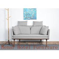 China Modern Design Living Room Furniture Fashion Style Fabric Sofa Set Two Seat wholesale