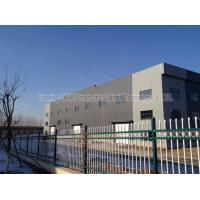China Large Span Structural Steel Prefabricated Warehouse Buildings In Steel wholesale