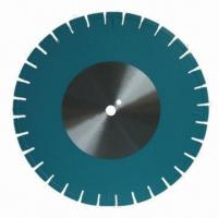 China Asphalt Over Concrete Blade for Medium and Medium Hard Stone Area, 14ft Out Diameter wholesale