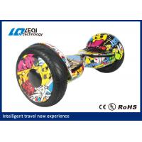 China CE ROHS Standing Smart Balance Hoverboard Automatic With Bluetooth Speaker wholesale