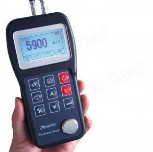 China Intelligent ultrasonic thickness gauge wholesale