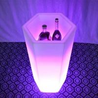 Quality New Rechargeable LED Ice Bucket Wholesale for sale