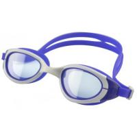 China Lightweight Kids Anti Fog Goggles , Kids Mirrored Goggles For Pool Swimming on sale