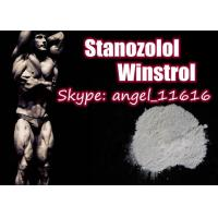 Pharmaceutical Stanozolol Oral Steroids Winstrol White Powder For Muscle Growth
