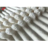 China Custom Stripe 100% Polyester Minky Plush Fabric Super Soft Fabric For Pajamas wholesale