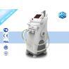 2016 Latest e light shr ipl hair removal ipl rf + nd yag laser multifunction 3 in 1 machine