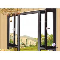 China Aluminium Fixed And Awning Windows And Casement Doors With Stainless steel 304# Flyscreen wholesale