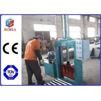 China Vertical Hydraulic Cutting Machine 5.5 Kw Motor Power One Blade For Rubber wholesale