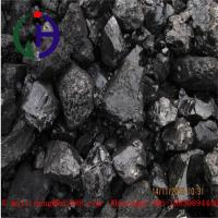 China Black Binder Hard Pitch Coal Tar Pitch Lumps For Casting S Grade wholesale