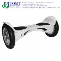 Quality 6.5 Inch Smart Self Balancing Scooter Electric Balance Dual Wheels HoverBoard for sale