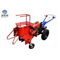China Single Row Corn Harvester Agricultural Harvesting Machines With Straw Returning wholesale