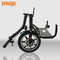 China Automatic Folding Travel Mobility Scooter For Seniors Rain / Dust Resistance IP54 on sale