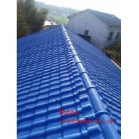 China Replace Clay Roof Tile Forming Machine / PVC Roofing sheet Roll Forming Line wholesale