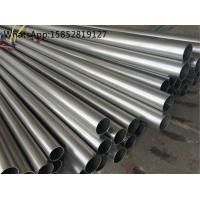 China Welded Schedule10 Stainless Steel Pipe For Oil Gas Industry ASTM A269 TP316L on sale