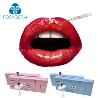 China 2ml High Quality Injectable Hyaluronic Acid Gel Dermal Lip Fillers wholesale