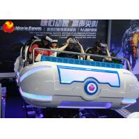 China Exciting Movement 6 Degree Of Freedom Capsule Design Vr Cinema Exciting Movement wholesale