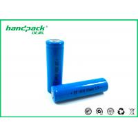 China 2500mAh / 2600mAh Li Ion Battery Cell Blue Color For Electric Products on sale
