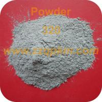 China Sub White Fused Alumina powder 320# wholesale
