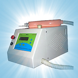 Quality Salon / Home Tattoo Removal Laser Machine Nd Yag Laser For Endogenous Pigment for sale