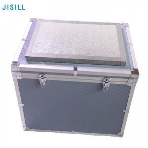 China Customize portable ice cream cart durable cool freezer box for medical logistics wholesale