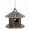Buy cheap PP plastic bird feeder, measures 33x36cm from wholesalers