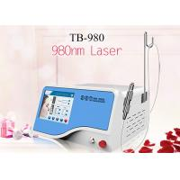 China Continuous Work Spider Vein Removal 980nm Vascular Removal Machine wholesale