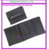 China Fabric foldable passport card bag, fabric card wallet bag wholesale
