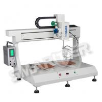 China Five Axis Manipulato Soldering Machine With Servo Motor Drive of IS001 / IS002 Iron Set on sale