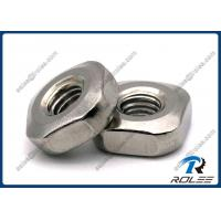 China 18-8/304/316 Stainless Steel Square Nuts on sale