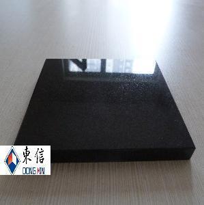 China Polished Shanxi Black Granite Floor Tile on sale