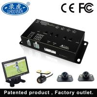 China 4 Inputs Mobile DVR System , Light Weight Vehicle 12v DVR Recorder wholesale