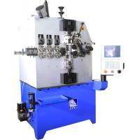 China Three To Five Axes Wire Diameter Spring Coiling Machine Wire Feed Length Unlimited wholesale